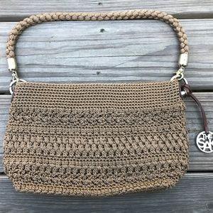 The SAK Women Hand Bag Small Crocheted Shouder Bag